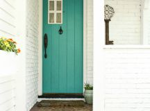 16 Intriguing Shabby Chic Entryway Designs For A Warm ...