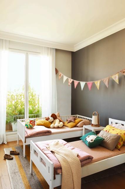 16 Lively Scandinavian Kids Room Designs Your Children