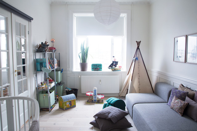 16 Lively Scandinavian Kids Room Designs Your Children