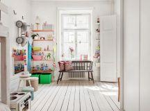 16 Lively Scandinavian Kids' Room Designs Your Children ...