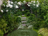 17 Lively Shabby Chic Garden Designs That Will Relax And ...