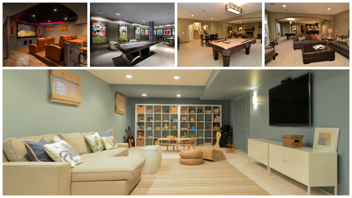 Top 18 Inexpensive Ideas For Basement Remodeling That Everyone Need To See