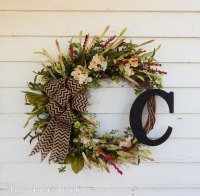 15 Joyful Handmade Spring Wreath Ideas To Decorate Your ...