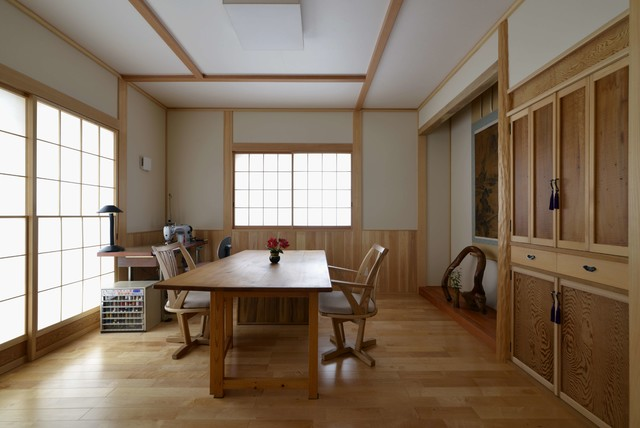 16 Inspirational Asian Home Office Interior Designs That