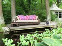 17 Outstanding Asian Deck Ideas For A Garden Upgrade
