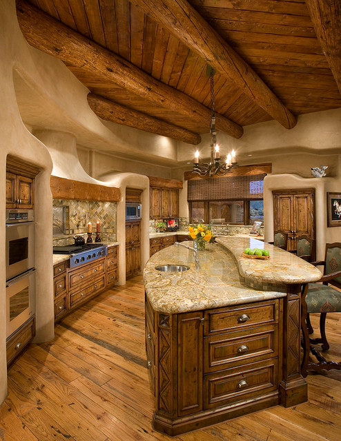 southwest kitchen hanging lights 17 warm southwestern style interiors you re going to adore youre