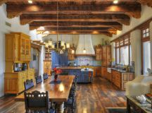 17 Warm Southwestern Style Kitchen Interiors You're Going ...