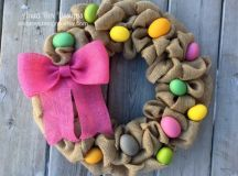 18 Joyful Handmade Easter Decorations You'll Want To Have