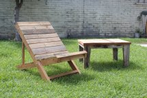 Remarkable Furniture Design Recycled Pallet Wood