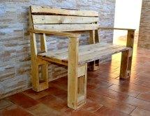 Remarkable Furniture Design Recycled Pallet Wood