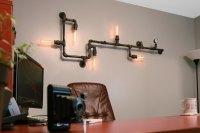 20 Savvy Handmade Industrial Decor Ideas You Can DIY For ...
