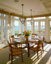 19 Practical Solutions For Carpet In The Dining Room