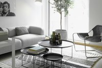 18 Fascinating Living Room Designs With Modern Round ...