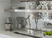 16 Inexpensive & Easy DIY Backsplash Ideas To Beautify ...