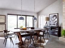 16 Fascinating Masculine Dining Room Designs That You Need ...