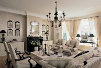 16 Captivating French Style Living Room Designs That Will ...