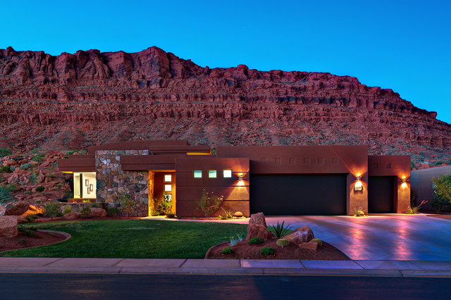 15 Captivating Southwestern Home Exterior Designs Youll