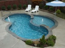 17 Astonishing Free Form Swimming Pools To Adorn Your ...