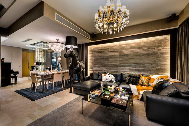 16 Seducing Contemporary Living Room Designs That Will