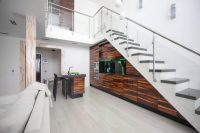 16 Stirring Contemporary Staircase Designs That Will Take ...