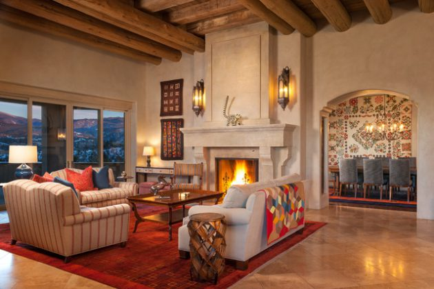 18 Gorgeous Mediterranean Living Room Designs That Will