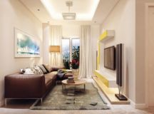 20 Stylish & Functional Solutions For Decorating Narrow ...