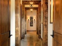 18 Appealing Southwestern Hallway Designs That Can ...