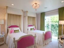 20 Fascinating Child's Rooms With Identical Beds Designs ...