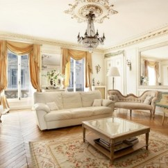 French Living Rooms Images Room Built In 16 Captivating Style Designs That Will Delight You
