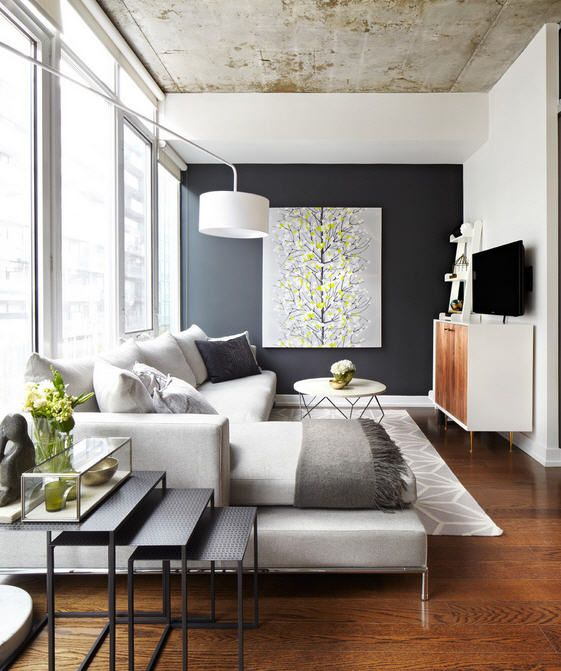 how to decorate a very narrow living room decorative ideas for walls 20 stylish functional solutions decorating