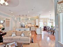 17 Excellent Ideas How To Decorate Open Floor Living Room ...