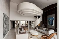 18 Delightful Spiral Staircase Designs To Adorn Your