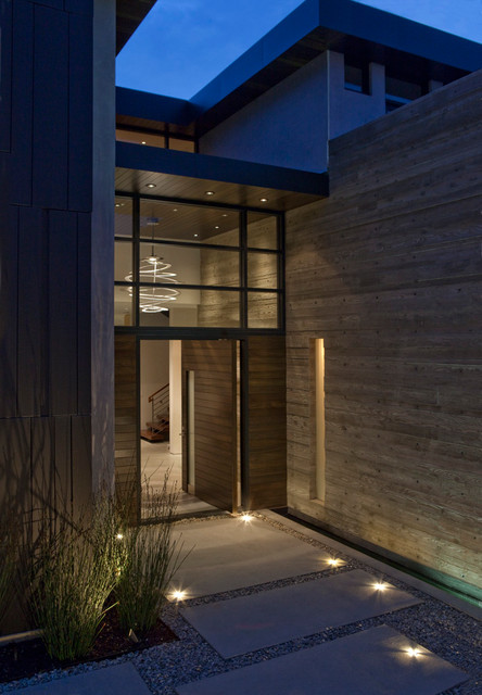 15 Irresistible Contemporary Entrance Designs You Won T
