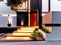 15 Irresistible Contemporary Entrance Designs You Won't ...