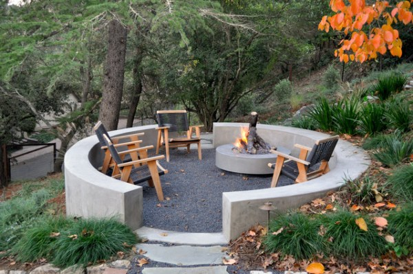 outstanding contemporary landscaping