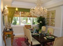 18 Big Ideas For Perfectly Decorating Small Dining Room