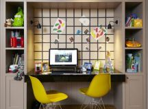 22 Most Functional Ways To Decorate Study Room For Your ...