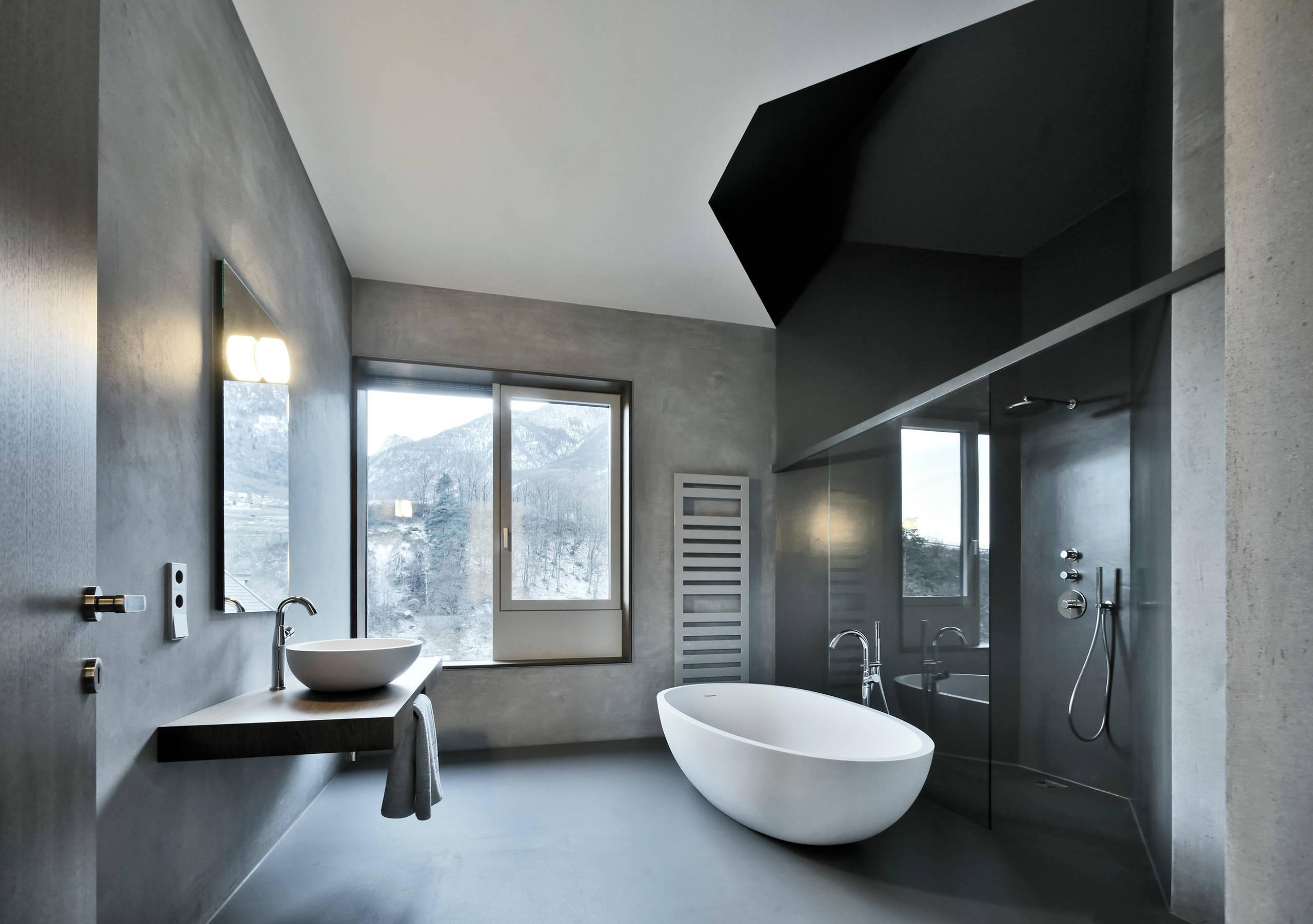 18 Extraordinary Modern Bathroom Interior Designs Youll