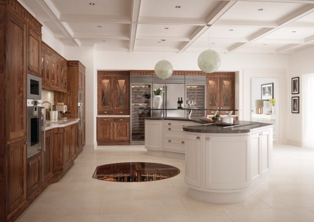 17 Timeless Kitchen Design Ideas Made Of Wood Everyone