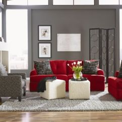 Living Room Ideas Grey And Red Paint Light Blue 16 Gorgeous Rooms With Details