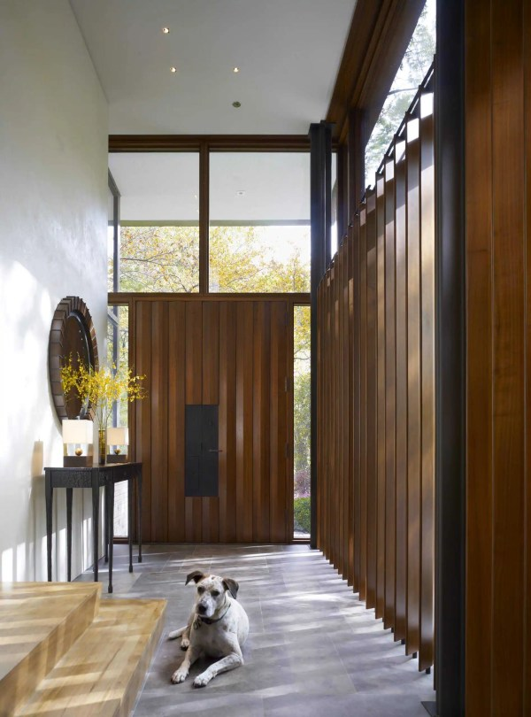 Beautiful Modern Foyer Design Home