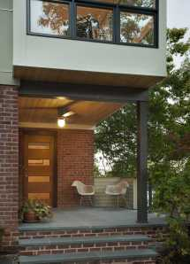 Enchanting Modern Entrance Design Boost