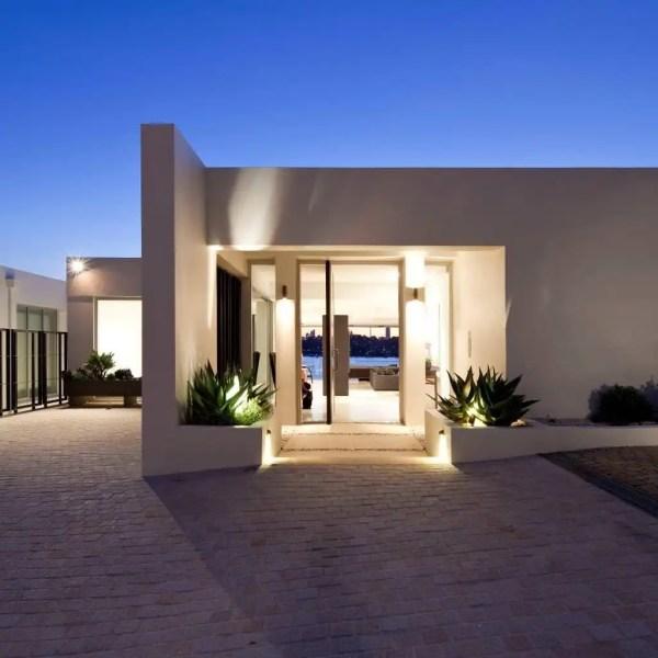 Enchanting Modern Entrance Design Boost