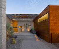 16 Enchanting Modern Entrance Designs That Boost The ...