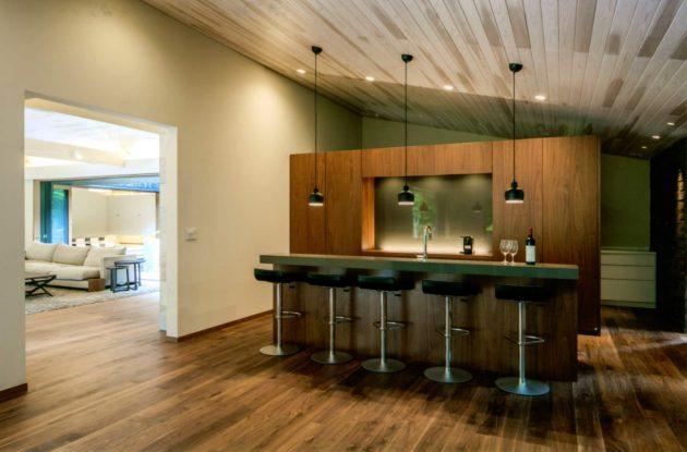 Residential Bar Designs