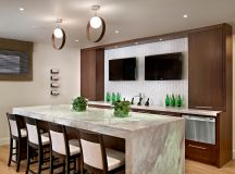 17 Fabulous Modern Home Bar Designs You'll Want To Have In ...