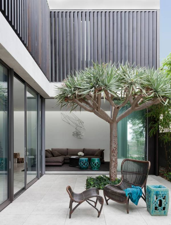 Spectacular Modern Patio Design Enjoy Outdoors