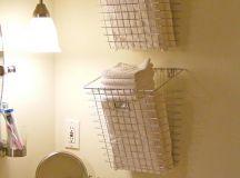 20 Really Inspiring DIY Towel Storage Ideas For Every ...