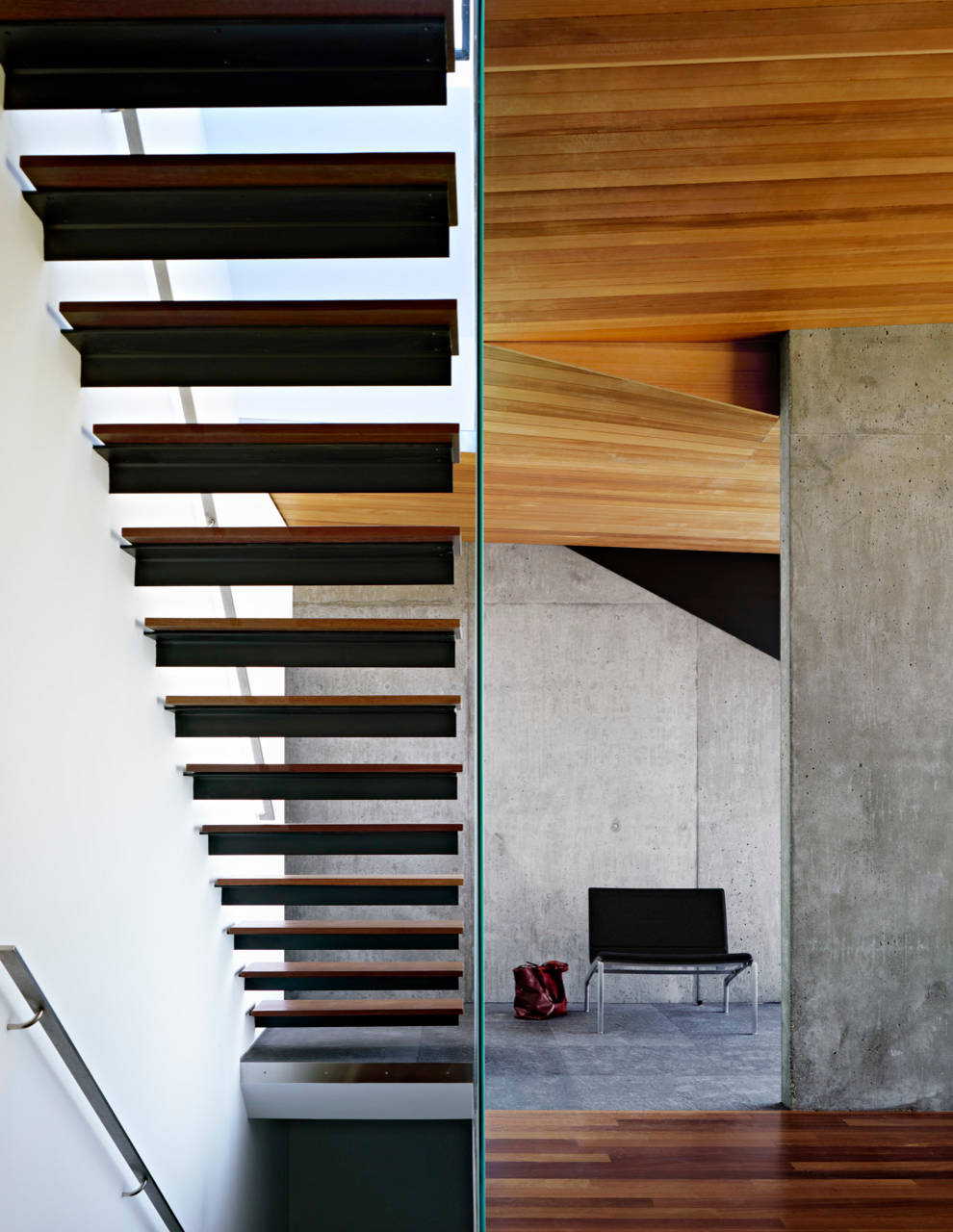 20 Astonishing Modern Staircase Designs Youll Instantly Fall For