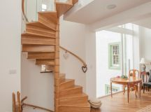 17 Gorgeous Spiral Staircase Designs To Complement The ...
